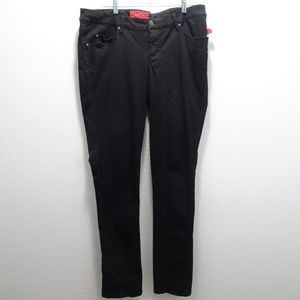 Woman's TRIPP NYC Gothic Punk Black Jeans Size 16